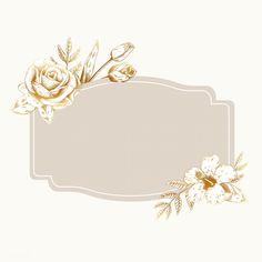 Flower Background Wallpaper, Beige Background, Logo Background, Flower Backgrounds, Wallpaper Backgrounds, Fond Design, Powerpoint Background Design, Invitation Background, Floral Logo