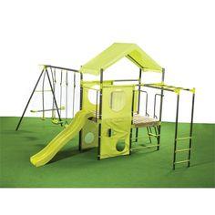 SSC Play Equipment Manor Swing Set $699 at Bunnings