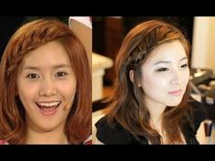 Yoona Inspired Braided Bangs ♥
