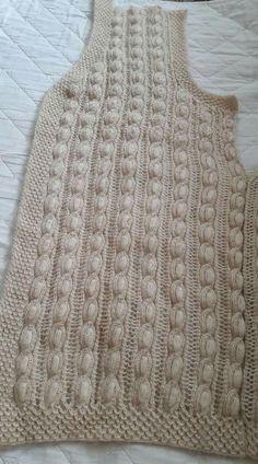 Beginner Knitting Patterns, Knitting For Beginners, Eminem, Crochet Top, Dresses, Women, Fashion, Sweater Vests, Dots