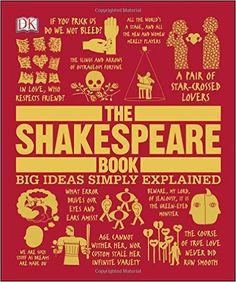 The Shakespeare Book: DK: 9781465429872: English Literature: Amazon Canada