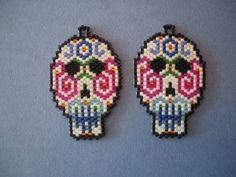 #beadwork #earrings