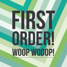 First order: Younique 3D fiber lash  Order yours today:  https://www.youniqueproducts.com/joeemascara/products/landing