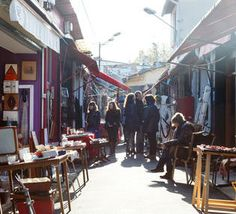 Local hotspot: Marché aux Puces. World-renowned for its bounty of hidden treasures, Marché aux Puces attracts locals who love hunting for last-generation finds that will make it through the next.