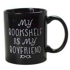 Book Lovers Mug By A