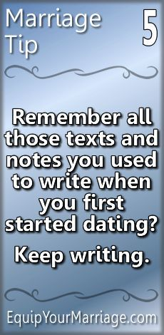 """Practical Marriage Tips 5 - """"Remember all those texts and notes you used to write when you first started dating? Keep writing."""" - Keep the sparks in your love life alive by constantly pursuing the heart of your mate. Marriage Prayer, Godly Marriage, Marriage Goals, Successful Marriage, Strong Marriage, Marriage Relationship, Happy Marriage, Marriage Advice, Love And Marriage"""