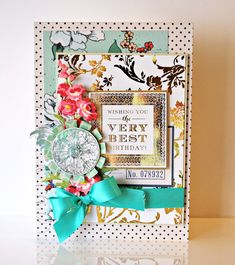 For Anna's last HSN show I created some fun cards using the very popular foiling technique. Anna offered a variety of pre-tonered sentiment...