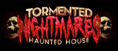 """TORMENTED NIGHTMARES HAUNTED HOUSE Tour in Black Mountain, NC will """"take you where your darkest dreams become reality & your fears come to life.  As you walk through the corridors & different rooms, you'll experience terrifying & unnerving characters & scenes that will make you fear the thought of falling asleep."""" Not for kids under 13. 104 Eastside Drive #525, Black Mountain NC See website for rules, dates & times (starts at 7:30 PM). Open through Nov. 5, 2016. tormentednightmares.com/"""