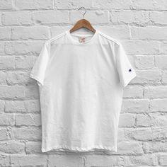 Champion Basic Crew T-Shirt - White