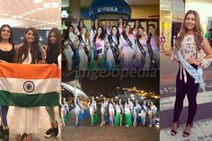 Miss United Continents 2016 contestants' arrival