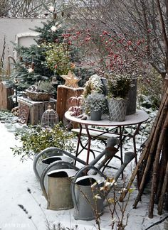 Garden Decor 27 Most Beautiful Winter Garden Ideas That You Will Miss Now