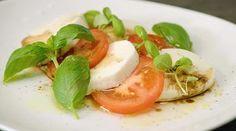 Oppskrifter – Enriched Food Gazpacho, Caprese Salad, Bruschetta, Guacamole, Hummus, Pesto, Mango, Food, Manga