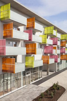 Residencial Glanhof 1,Cortesia de  Architects Collective