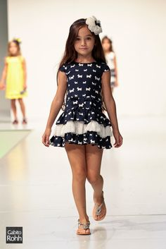 Kids fashion 2013-- not a pattern. Inspiration only. Very good idea adding a pop of white