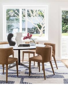 Mindful of not overcapitalising on a house flip, the designer of this Sydney home renovated for a wide demographic but still fell in love with it. Dining Area, Dining Chairs, Dining Room, 1960s House, Australian Interior Design, Al Fresco Dining, Fixer Upper, Beautiful Homes, Contemporary