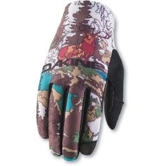 Dakine Concept Glove Bike Gloves Color by Numbers