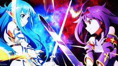Sword Art Online II~ Asuna and Yuki