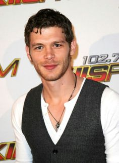 Joseph Morgan aka Klaus from the vampire diaries