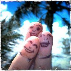 Island Fingers