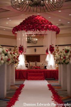 indian wedding decor mandap http://maharaniweddings.com/gallery/photo/6199