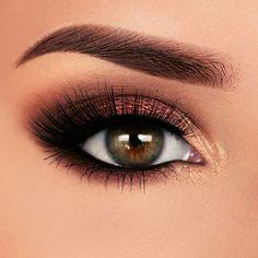 Make-up ideas Make-up ideas Cool Makeup Looks, Makeup Looks For Green Eyes, Bridal Makeup Looks, Gorgeous Makeup, Love Makeup, Makeup Tips, Beauty Makeup, Formal Makeup, Prom Makeup