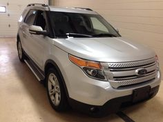 Used 2013 Ford Explorer Limited for sale at Autosense in Plover, WI for $21,300. View now on Cars.com.