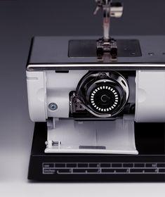 How to insert the flat spring into your BERNINA bobbin case  Model