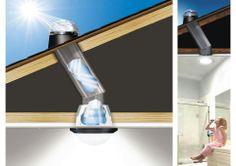 Luz solar para iluminar