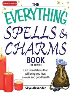 Longing for love? Searching for success? Hunting for ways to make your wishes become reality? You have the power to make your desires come to life! The Everything Spells and Charms Book, 2nd Edition gives you the tools you need to tap into your in...