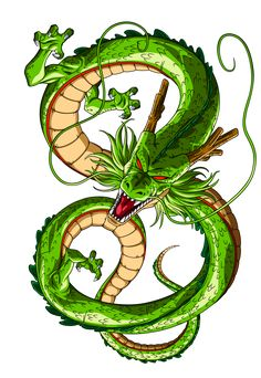 Dragon Ball Z © of Akira toriyama character info: Image restoration of Shenron from Dragon Ball Z series. Lineart and color by A work for the Dragon Ball Characters Project: ===============. Tattoo Geek, Z Tattoo, Dice Tattoo, Fanart Manga, Manga Anime, Manga Girl, Anime Girls, Anime Art, Anime Tattoos