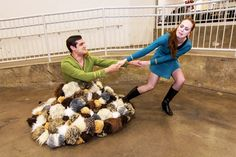 Trouble with Tribbles #cosplay | 2014 Dallas Comic Con