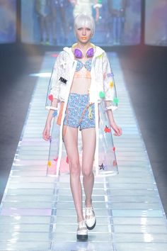 The Look: JOUETIE Spring/Summer 2013