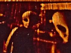 Thomas Costello worked at Dulce Base. He and his family disappeared after he leaked these pictures. They have never been seen again.