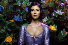 Exclusive: Marina and The Diamonds Premiere Acoustic Video for 'I'm A Ruin'   - ELLE.com