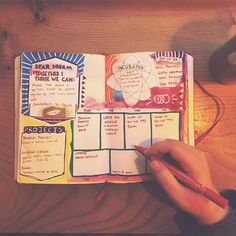 I heart Mondays! Planning out my week with the Year of Dreams 2017 Dream Planner. Focusing on building a deep inner connection with my dream which nourishes productivity and flow in my outer world. I feel happy and free and like everything is possible th