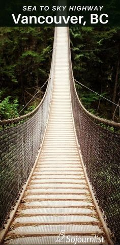 By: Via Check out for more beautiful travel photos Lynn Canyon Suspension Bridge BC Canada by beautifuldestinations Lynn Canyon Suspension Bridge, Horse Carriage Rides, Sea To Sky Highway, Last Minute Travel, Canada Travel, Wanderlust Travel, Hotels And Resorts, British Columbia, Adventure Travel