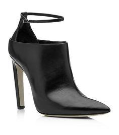 Alexander Wang Audrey Black Shoe Boot   Harrods