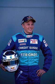Kimi Raikkonen  2001