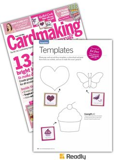 Suggestion about Cardmaking and Papercraft August 2017 page 86 ...