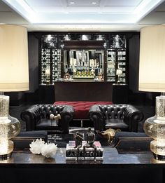 Luxurious bar @ Bisha