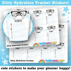 Me & My Big Ideas Planner Basics Stickers, Multi-Colour