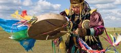 Shaman in Buryatiya, Russia. Russia is home to 160 different ethnic and indigenous groups. This diverse population has influenced everything from Russian language and literature to the arts, music and dance to the Russian lifestyle and traditions, food, architecture, and the media.