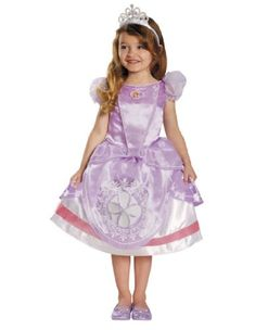 Deluxe Sofia (morris Costumes) for sale online Sophia The First Costume, Sofia Costume, Sofia The First, Toddler Costumes, Girl Costumes, Toddler Outfits, Princess Costumes, First Halloween Costumes, Costumes For Sale