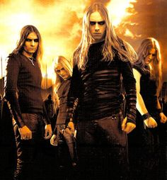 Keep of Kalessin.  Black Metal (early), Melodic Black/Death Metal (later)