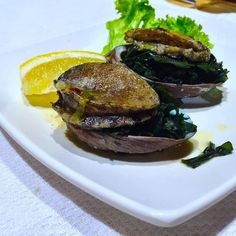 Special Japanese Abalone  By @thesilverchef