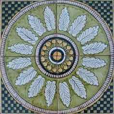 Decorative Spanish Tiles Inspiration 17Th Century Italian Tile Murals Spanish Tile Victorian Tile Decorating Inspiration