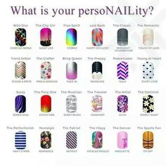 PersoNAILity ♡ Jamberry Nails
