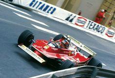 Belgian Grand Prix, Classic Race Cars, Gilles Villeneuve, Ferrari F1, Texaco, Car And Driver, Formula One, Cool Photos, F1 Racing