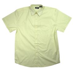Smith's American Men's Workwear Short Sleeve Oxford Shirt