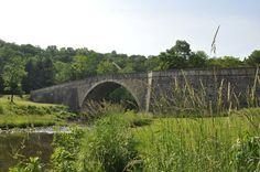 Casselman River Bridge on the Historic National Road in Grantsville, MD National Road, Historical Landmarks, Group Tours, Maryland, Virginia, Bridge, River, Activities, Mountains